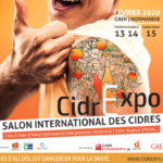 Affiche Cidrexpo 2020